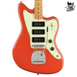 Fender Jazzmaster Noventa MN Fiesta Red