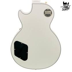 Gibson Custom Les Paul Custom Ebony Fingerboard Alpine White Gloss