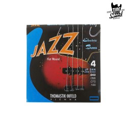 Thomastik-Infeld JF344 Flat Wound Bass 43-100
