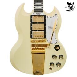 Gibson Custom M2M SG Custom Maestro Gloss Classic White