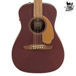 Fender Malibu Player WN Burgundy Satin