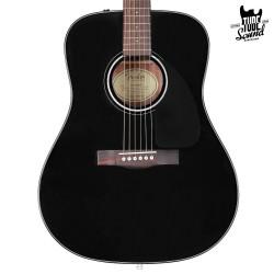 Fender CD-60 Dread V3 DS WN Black