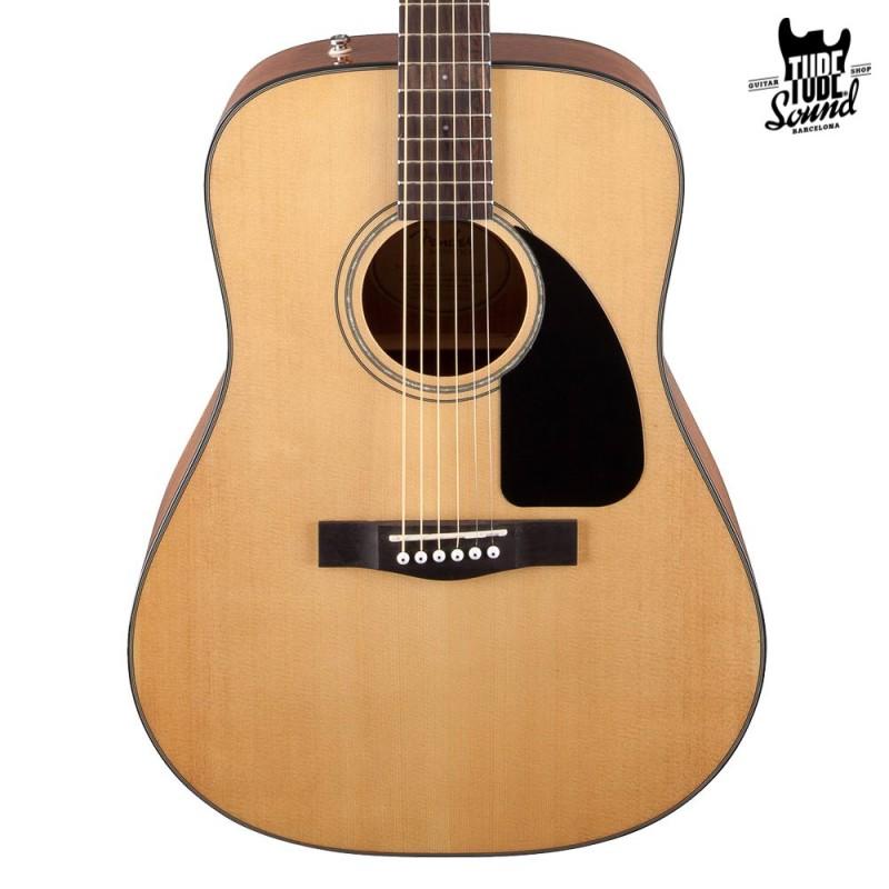 Fender CD-60 Dread V3 DS WN Natural