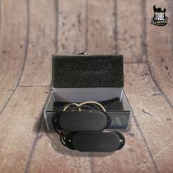 Lollar Pickups Mustang Bass Reissue Black