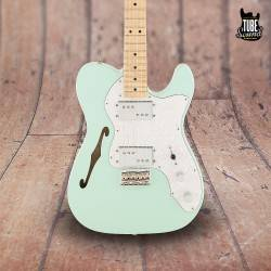 Fender Telecaster Classic Series '72 Thinline MN Surf Green