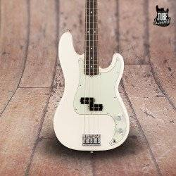 Fender Precision Bass American Professional RW Olympic White