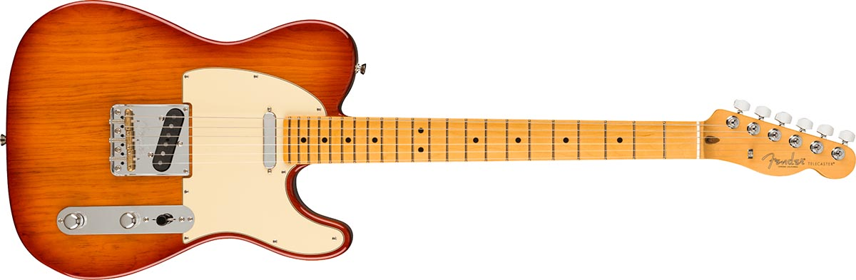 Fender Telecaster American Professional II MN Sienna Sunburst