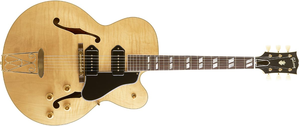 Gibson Custom ES-350T 1955 Chuck Berry VOS Antique Natural