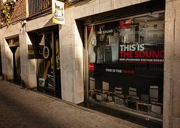Tube Sound Carrer Badia 12