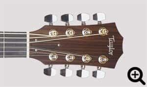 Guitarra Baritone de 8 cuerdas