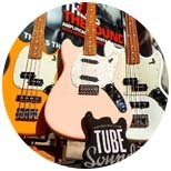 Tube Sound Guitar Bass Barcelona