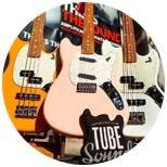 Tube Sound Guitar Bass Barcelona