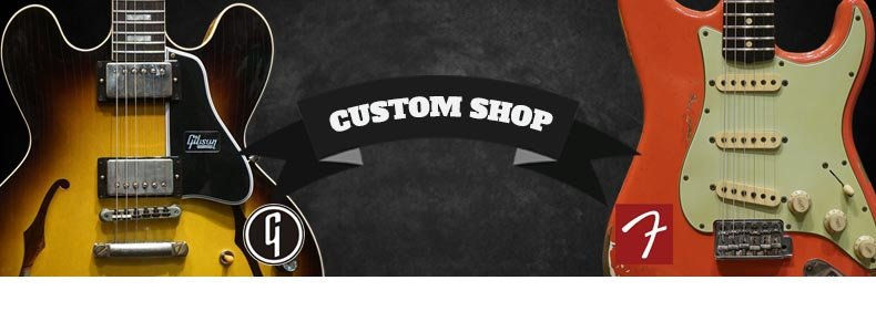 Custom Shop Gibson Fender Tube Sound