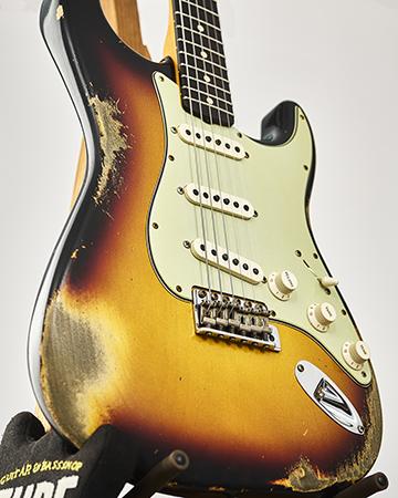 Fender Custom Shop Custom Order Stratocaster RW Heavy Relic.