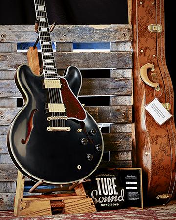 Gibson Custom ES-355 1959 Reissue VOS Ebony