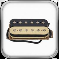 La ShawBucker conserva la claridad y una definición impresionante de las notas, a la vez que es resistente al zumbido de 60 ciclos y otros ruidos extraños. Llena de tonos multidimensionales con sobretonos bien definidos, esta pastilla de bobina abierta complementa y equilibra la voz natural de tu guitarra.