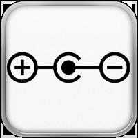 Posibilidad de conexión de Adaptador con Polaridad Negativa Interior de 9V (No incluido)