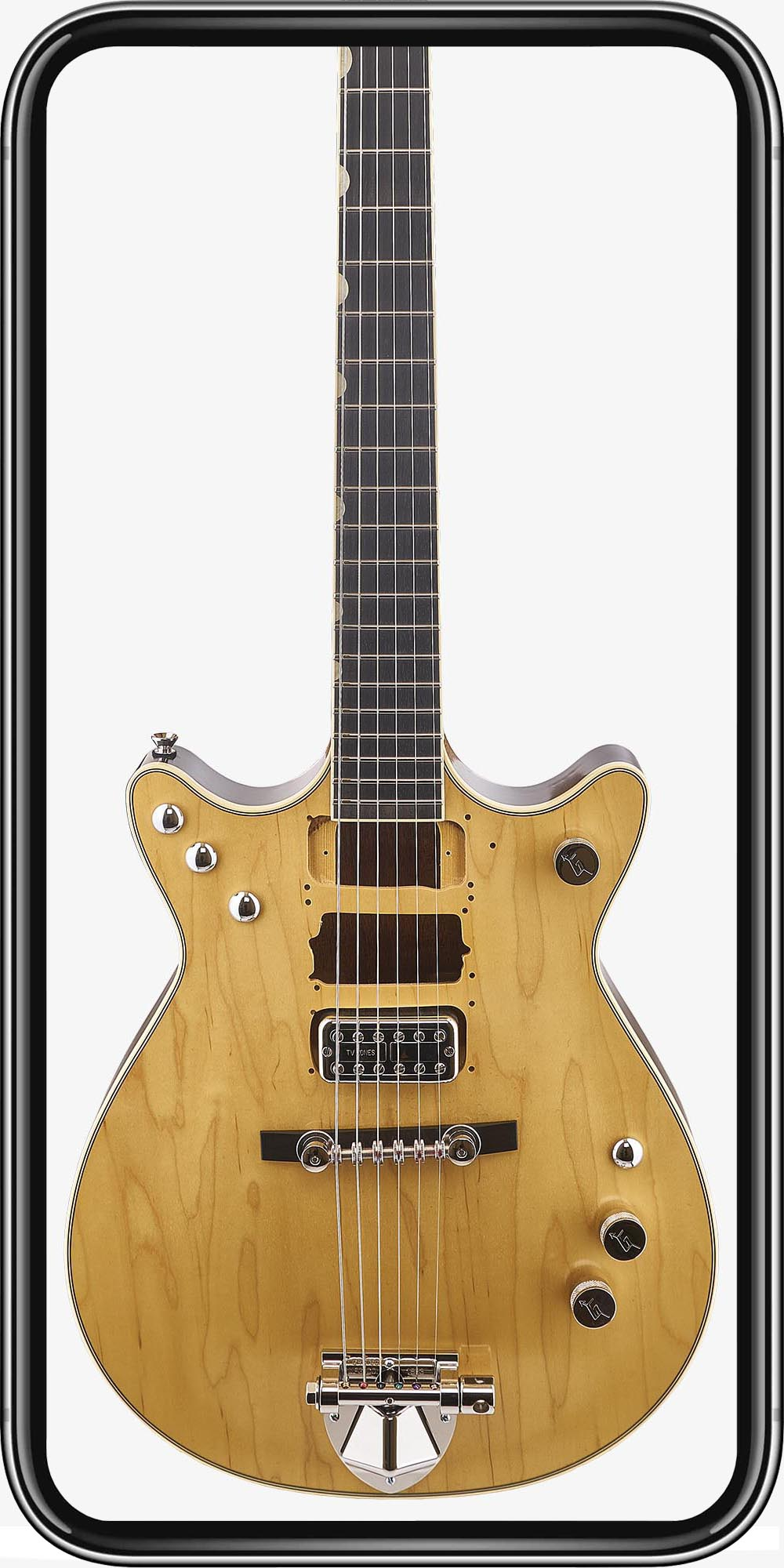 Gretsch G6131 Malcolm Young Jet Natural