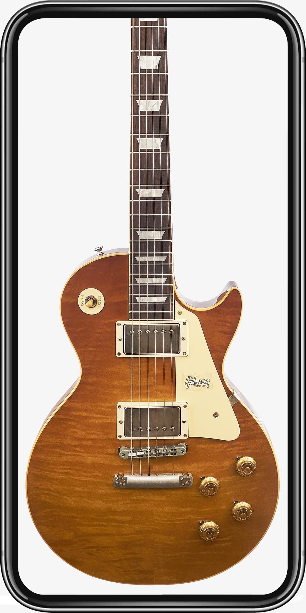 Fender Gibson Custom M2M Les Paul Standard '59 V2 Neck VOS Dirty Lemon Burst