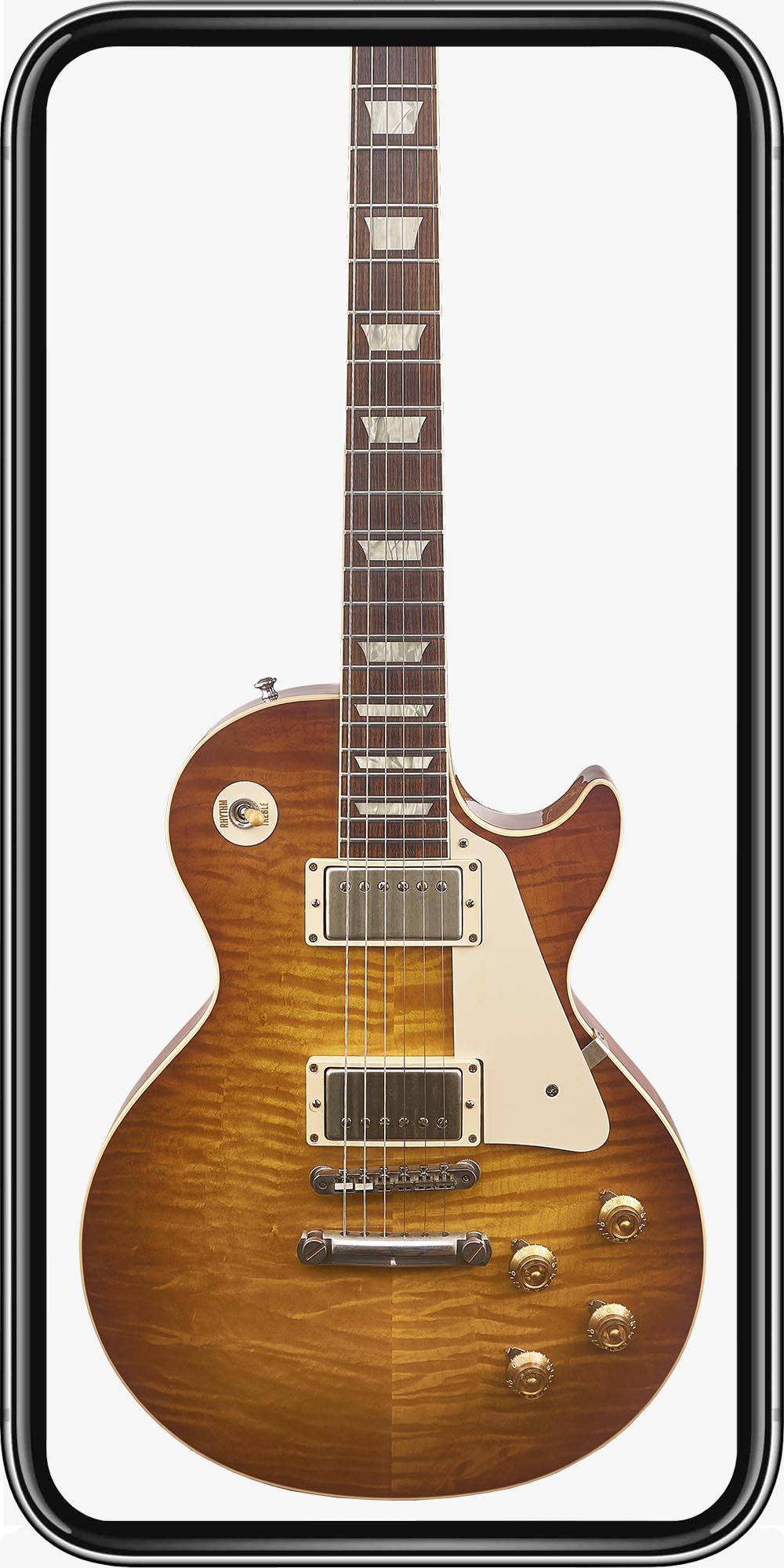 Gibson Custom Les Paul Standard Historic '59 Reissue VOS Iced Tea